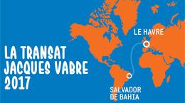 Présentation de la Transat Jacques Vabre