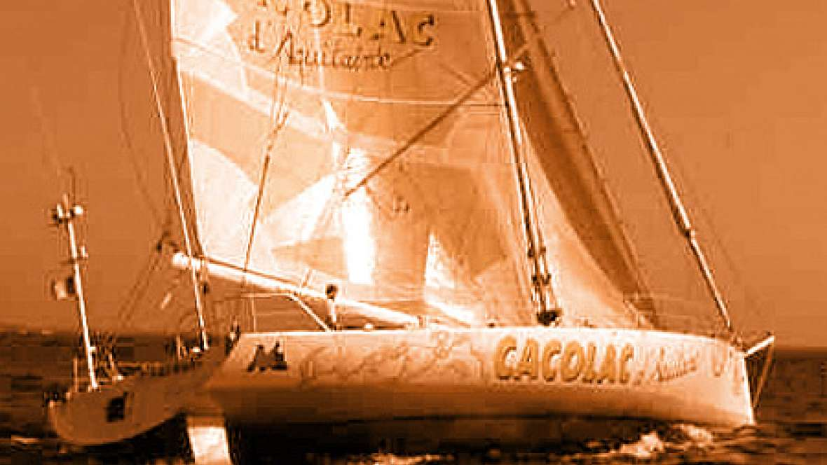 The history of the Transat Jacques Vabre