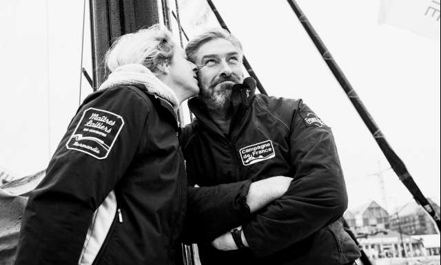 The seven forms of Transat Jacques Vabre duo