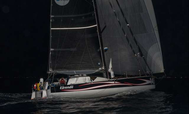 Eärendil finishes ninth in Transat Jacques Vabre Class40