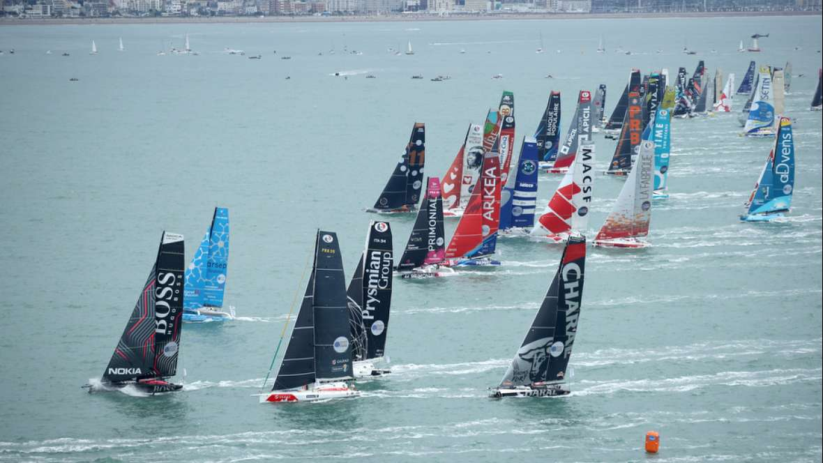 Britain set to challenge French dominance as Transat Jacques Vabre begins