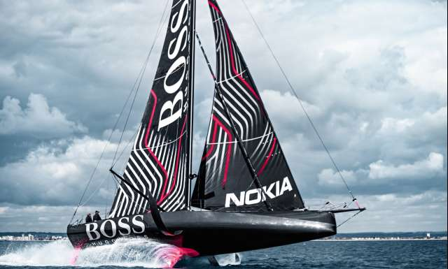 Hugo Boss planning safe withdrawal as leaders reach halfway