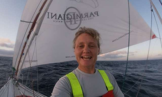 Skipper's log: Pip Hare (Britain), Pip Hare Ocean Racing (IMOCA)