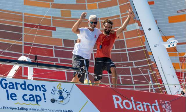 La Fabrique finishes twenty-first in the Transat Jacques Vabre Normandie Le Havre IMOCA