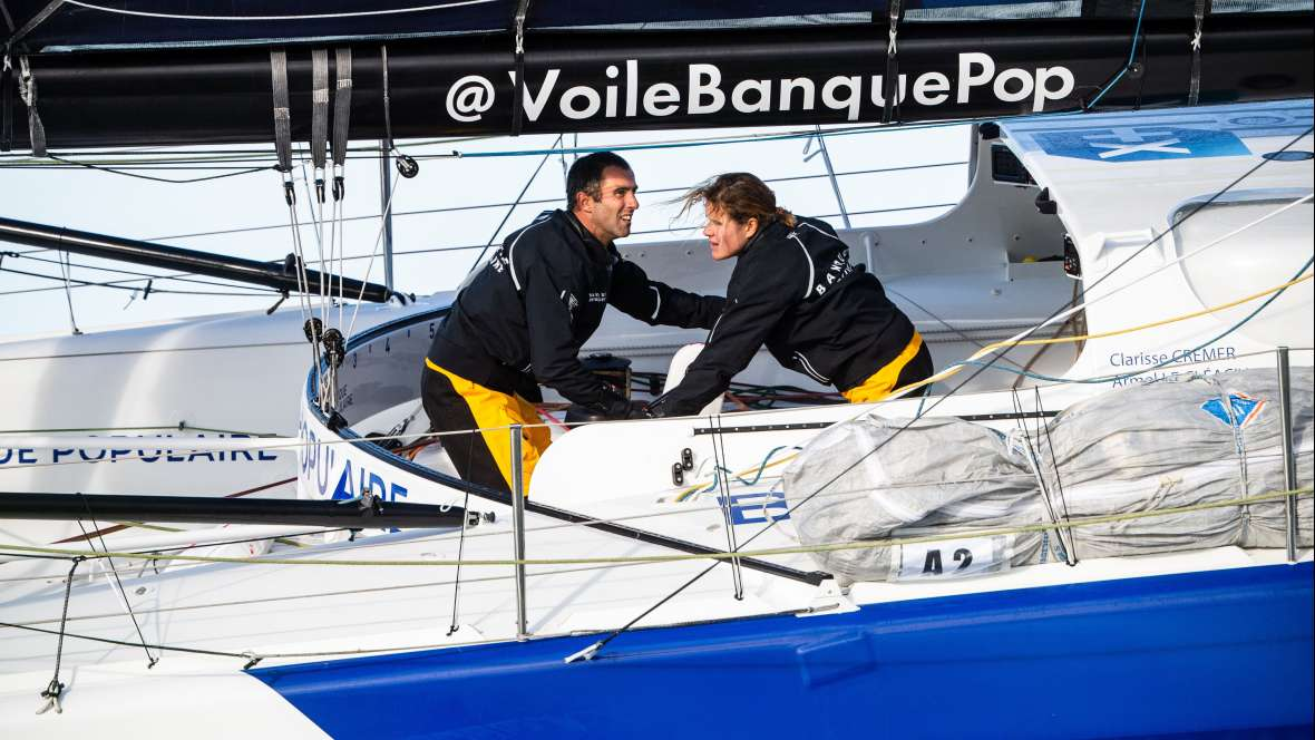 YES to offshore racing at Paris Olympics 2024!